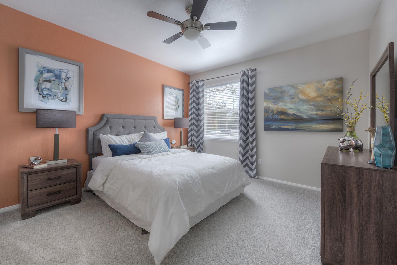 Master Bedroom at Manzanita Gate Apartment Homes, Nevada, 89523