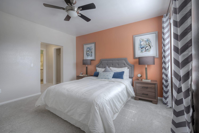 Room with carpeting at Manzanita Gate Apartment Homes, Reno, 89523