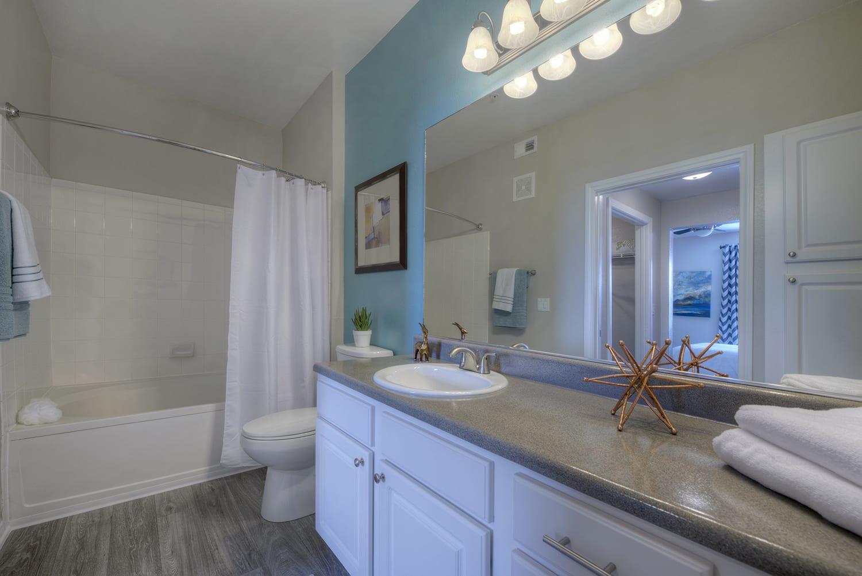Vanity and Sink at Manzanita Gate Apartment Homes, Reno, NV