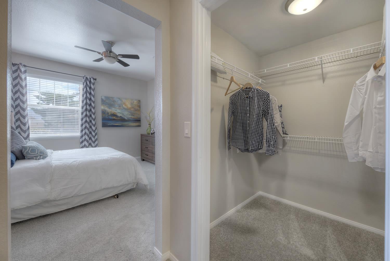Master Closet at Manzanita Gate Apartment Homes, Reno, 89523