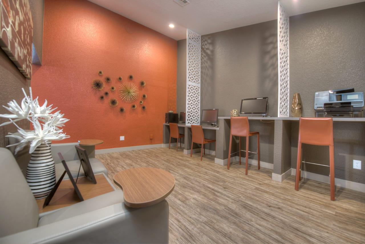 Business Center at Vizcaya Hilltop Apartment Homes, Nevada, 89523