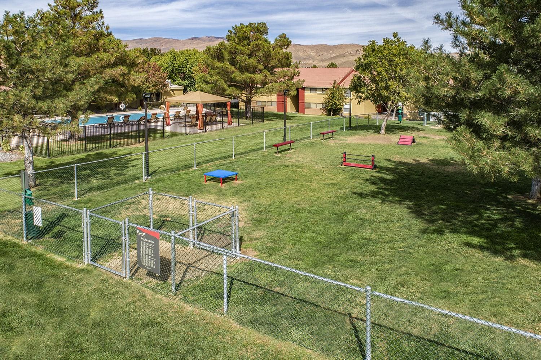 Pet Friendly Community at Vizcaya Hilltop, Reno, Nevada