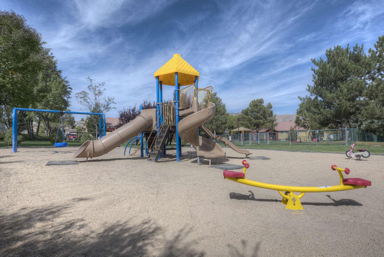 Tot Lot and Playing Field at Vizcaya Hilltop, Nevada, 89523