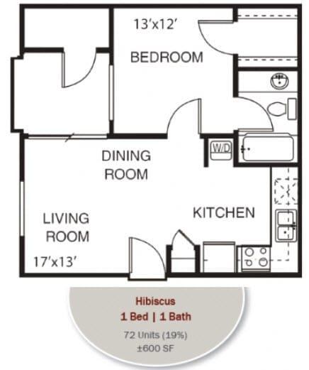 1 & 2 Bedroom Apartments In Tempe, AZ