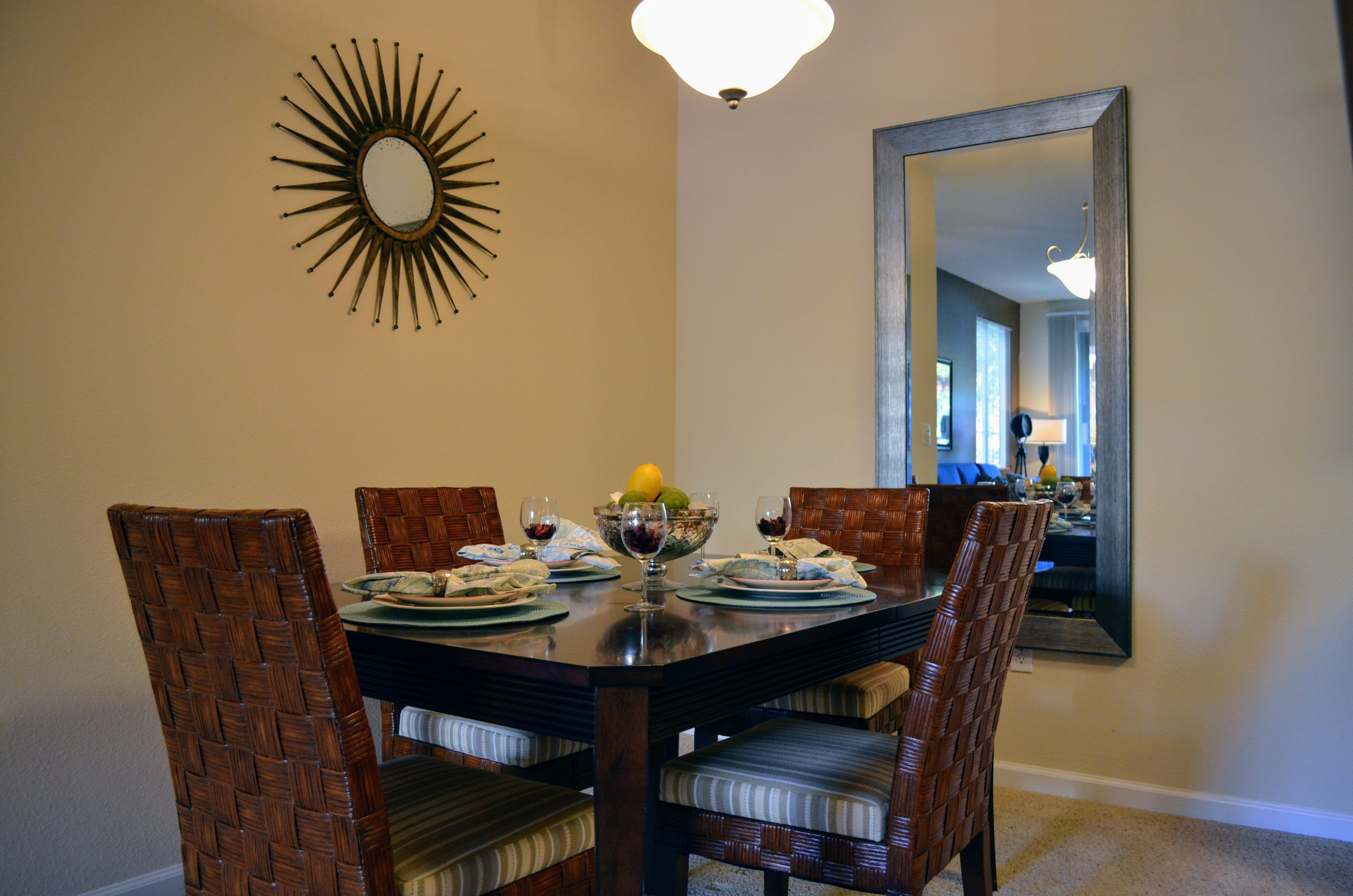 Upgraded Modern Lighting at Sterling Village Apartment Homes, CA, 94590