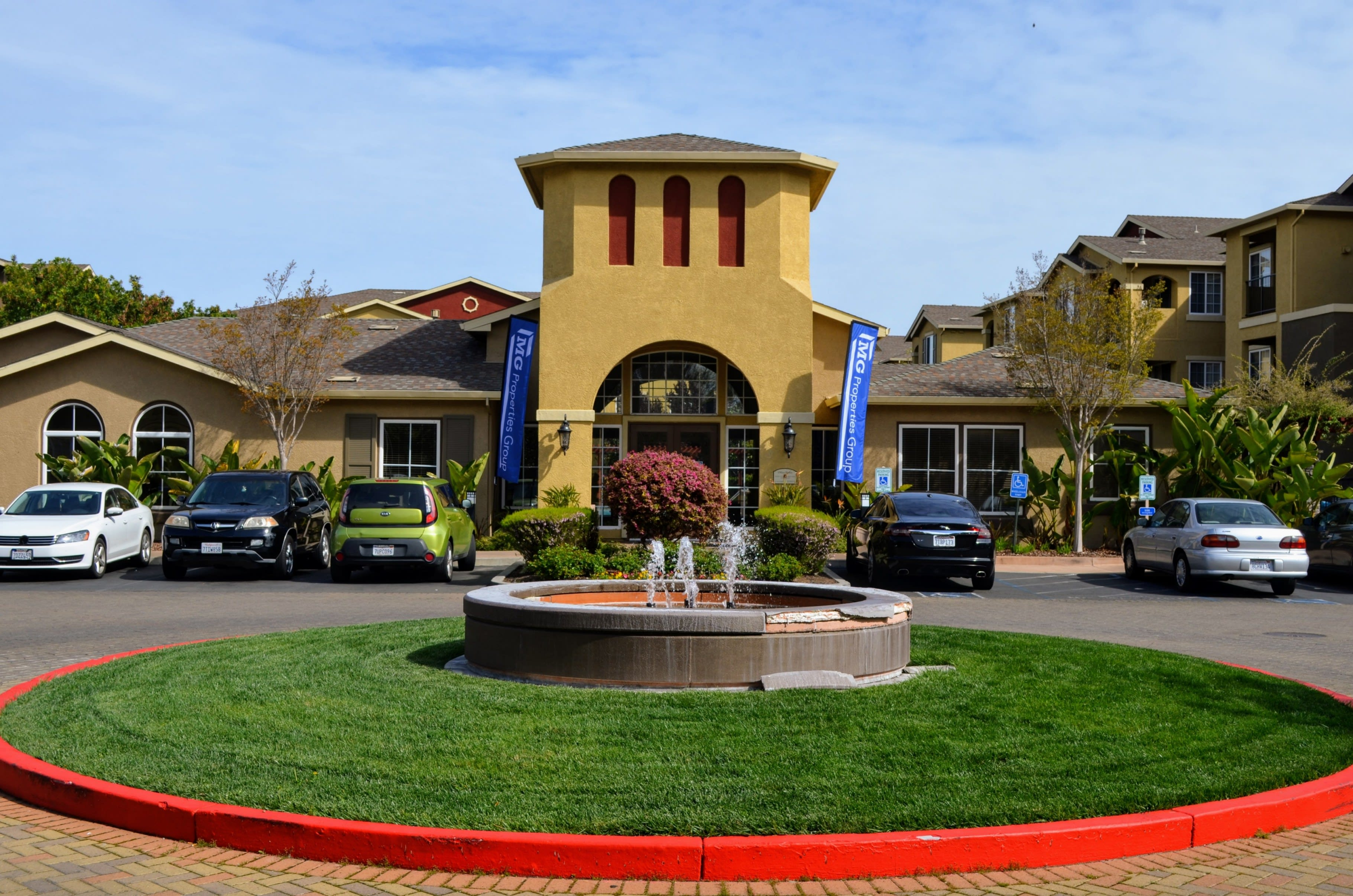 Spacious Parking Available at Sterling Village Apartment Homes, Vallejo, 94590