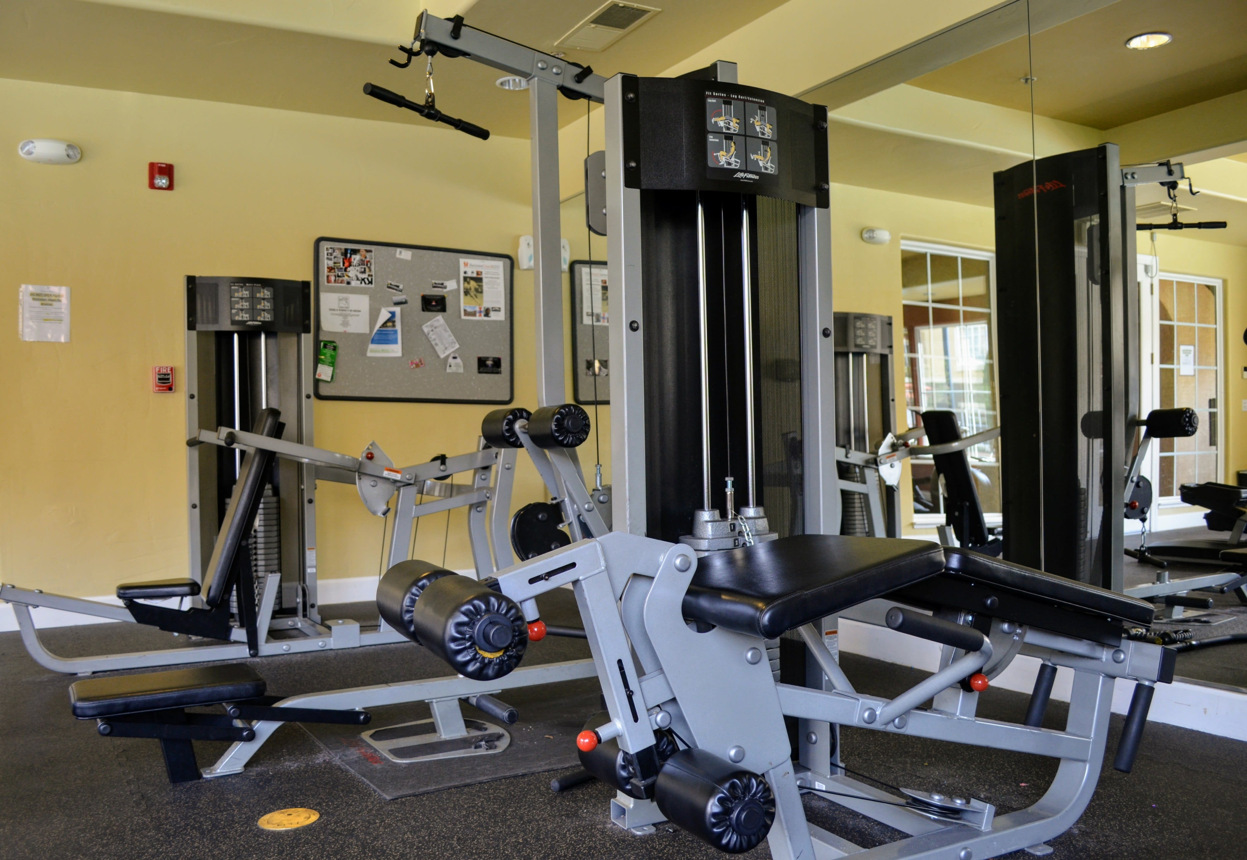 High-Tech Fitness Center at Sterling Village Apartment Homes, Vallejo, 94590