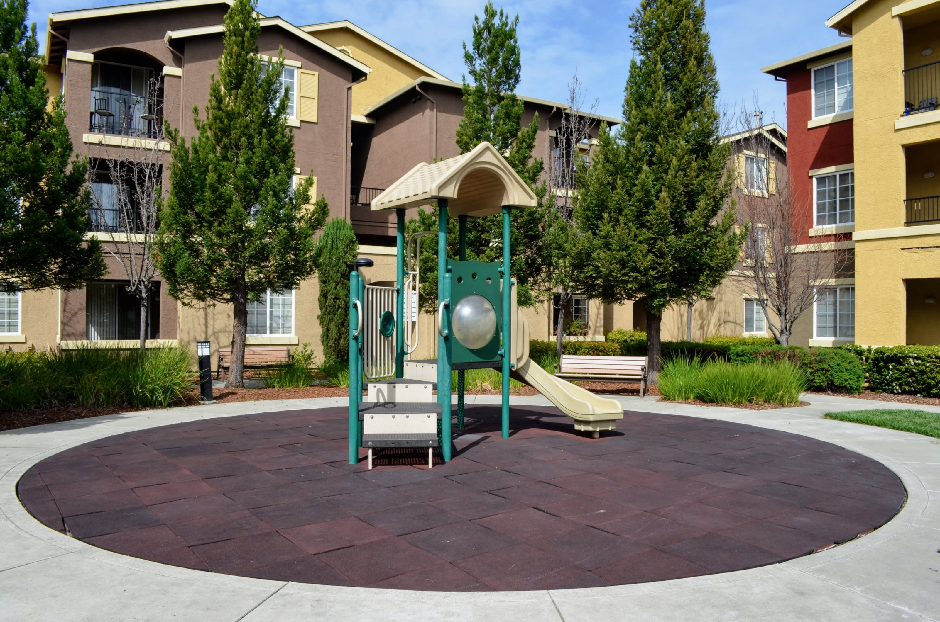 Fun Stop Tot Lot at Sterling Village Apartment Homes, 88 Valle Vista Avenue, Vallejo