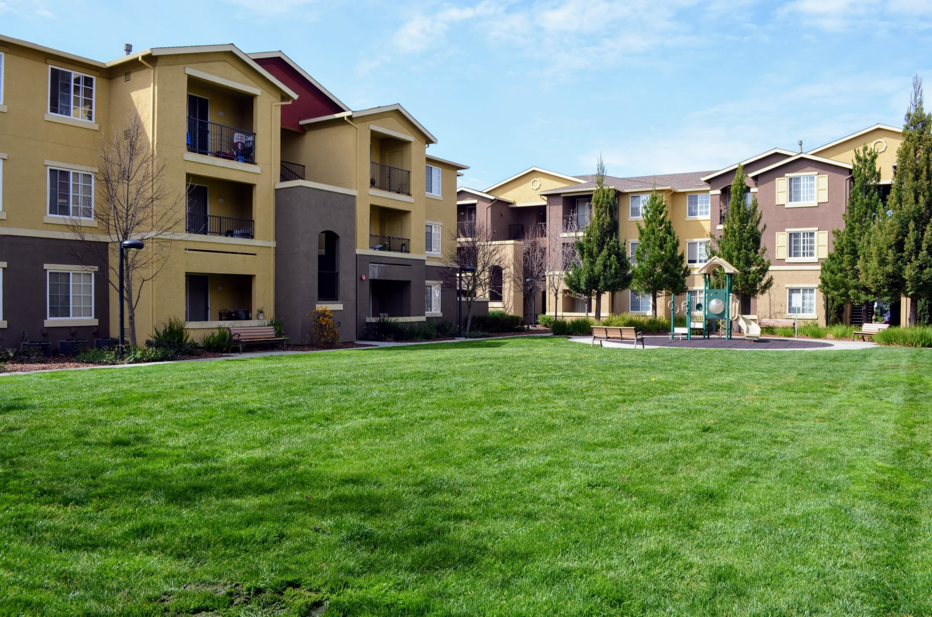 Specious Lawns at Sterling Village Apartment Homes, Vallejo, 94590