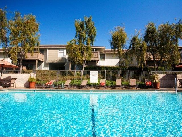 Sparkling Pools at Stoneridge Apartments, Upland, CA,91786