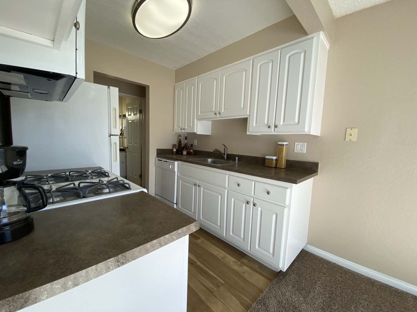 Eat-In Kitchen at Stoneridge Apartment, California, 91786