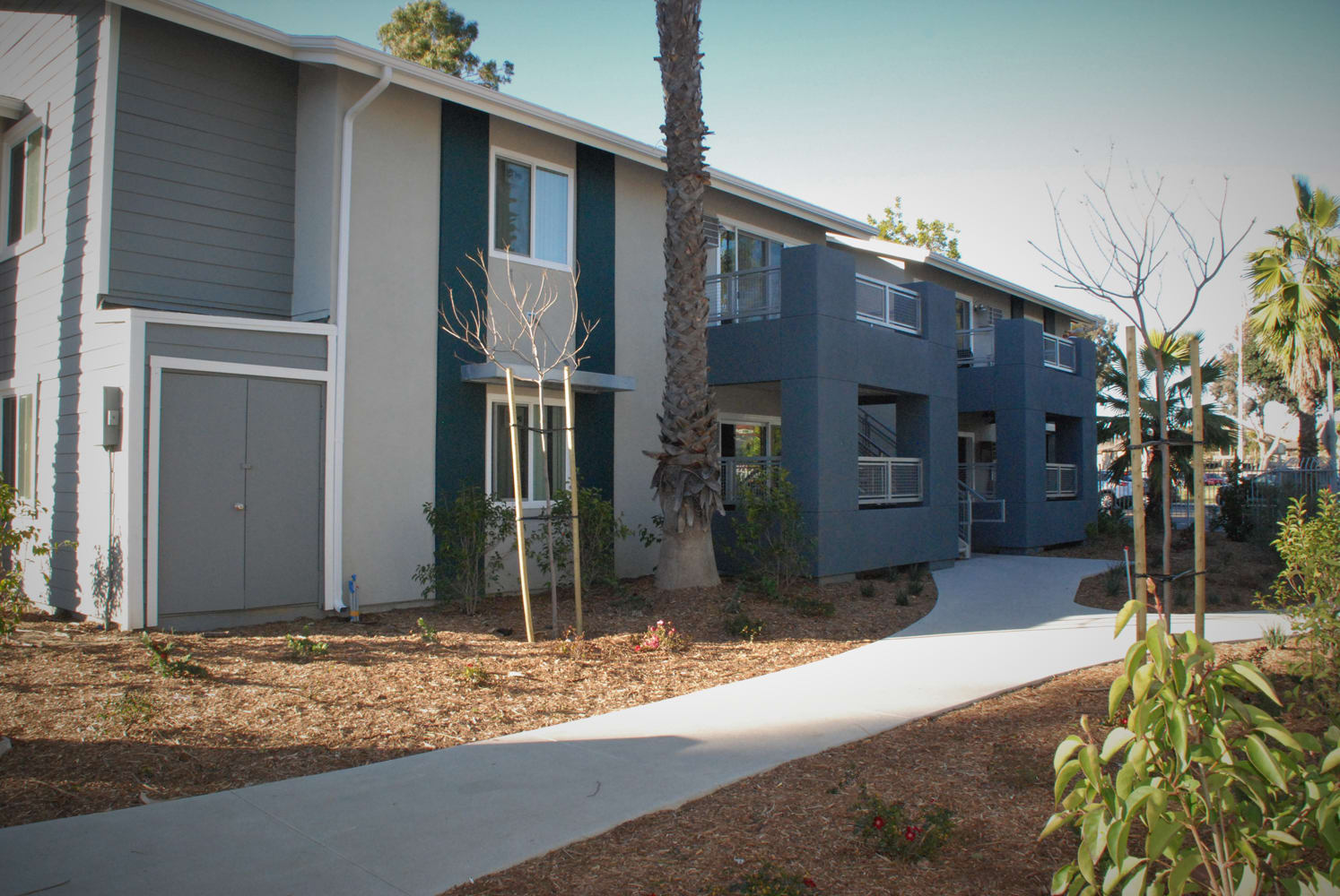 Apartments With Private Balcony at Stonewood Gardens, San Diego, 92110