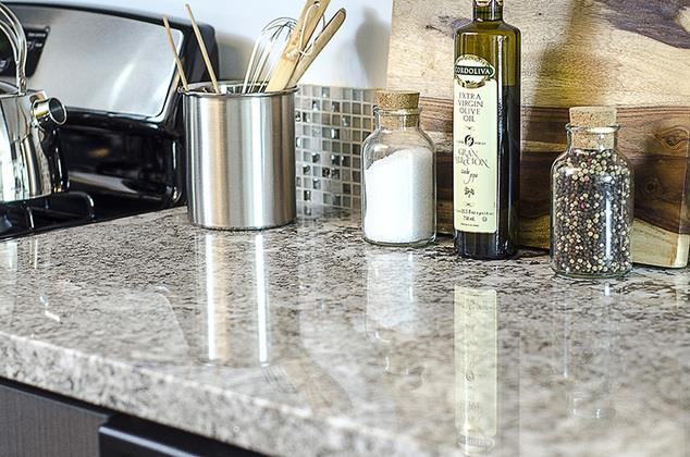 Home Community - Granite Countertops at 1600 Vine Apartment Homes, 1600 VINE Street, CA