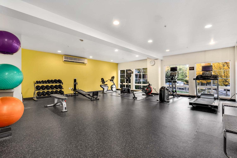 24-Hour Fitness Center at Reunion at Redmond Ridge, Redmond, WA