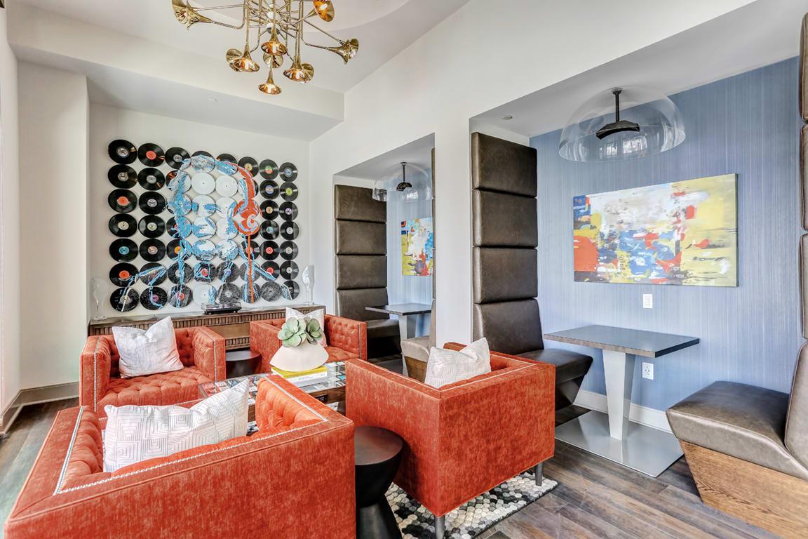 Luxurious Interiors at Aertson Midtown, Nashville