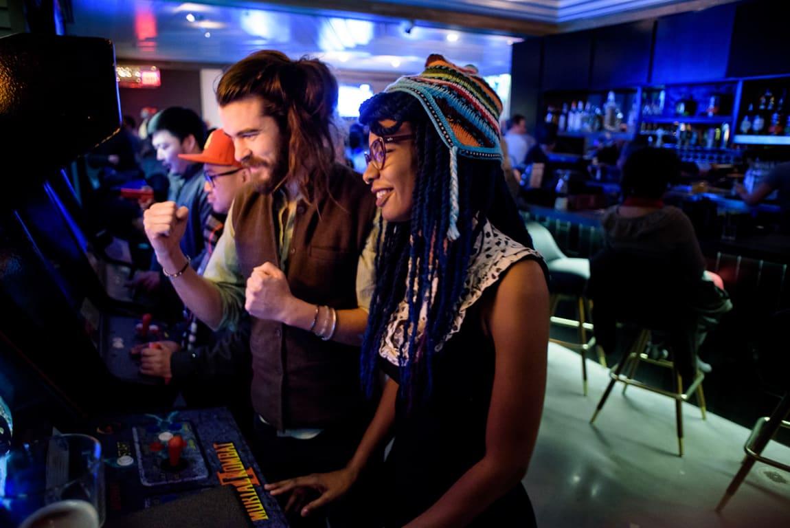 Gaming Lifestyle at Aertson Midtown, Nashville, TN, 37203