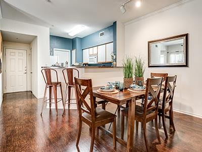 Amenities - Hardwood Floors at Lost Spurs Ranch Apartments