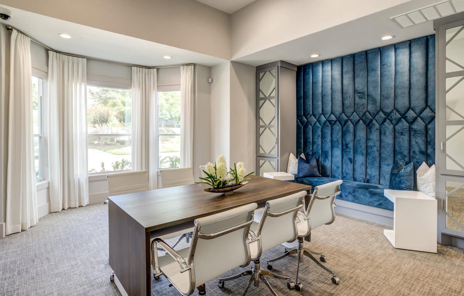Leasing Office at Amberjack Estates, Houston, 77094