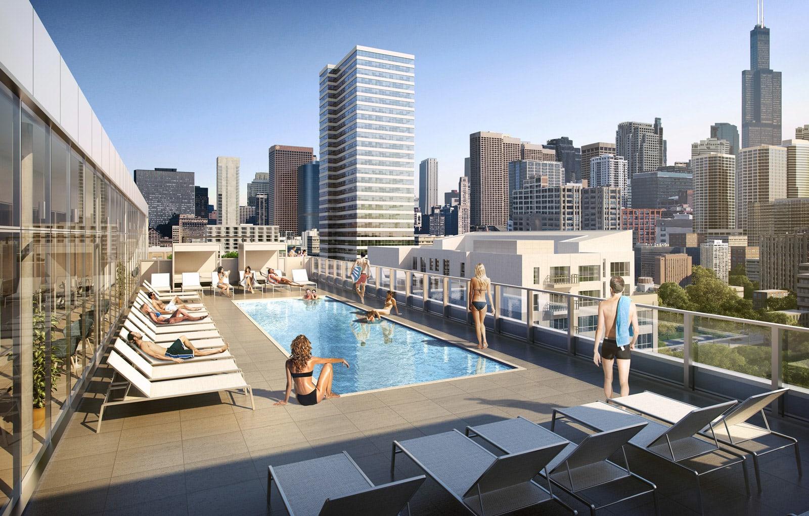 The Van Buren | Apartments in Chicago, IL