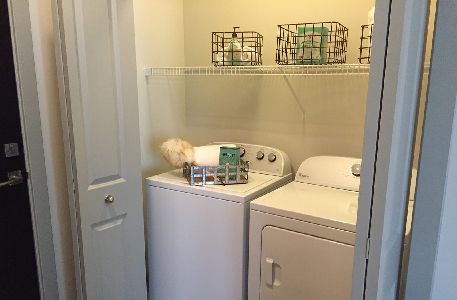 Washer And Dryer In Every Home at Centric LoHi by Windsor, Denver, CO