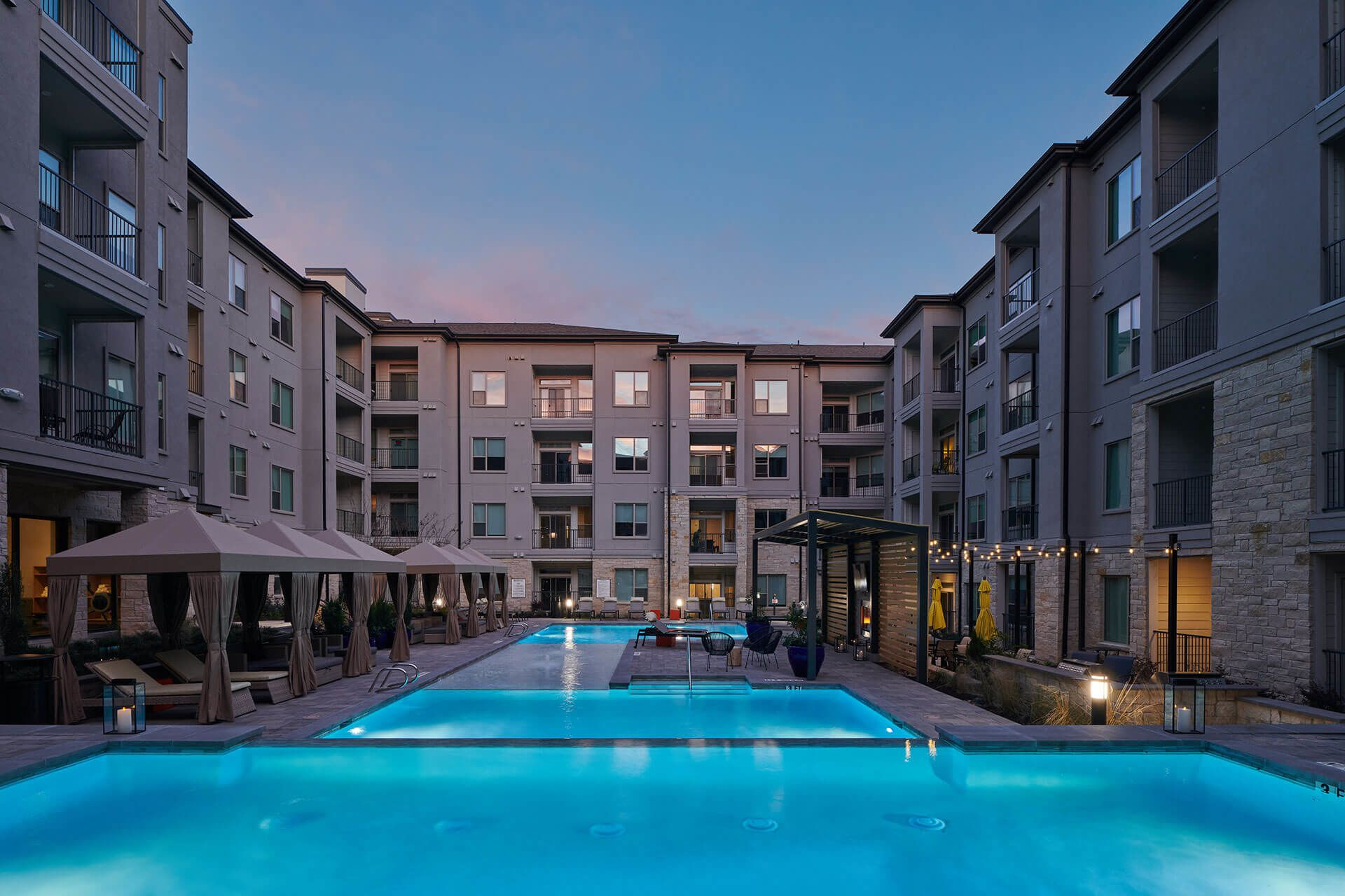 Austin, TX Luxury Apartments | Windsor Burnet