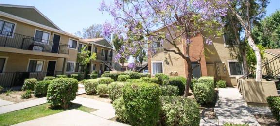 Elegant Exterior View at Creekside Villas Apartments, San Diego, 92102