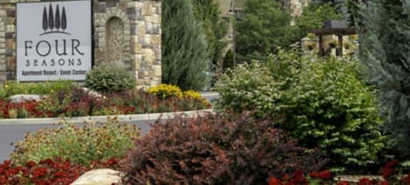 at Four Seasons Apartments & Townhomes, North Logan, 84341