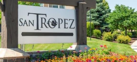 at San Tropez Apartments & Townhomes, South Jordan, Utah