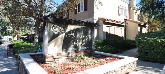 Heritage Park Senior Apartments - Norco CA