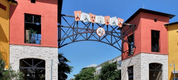Artisan Apartments in Austin