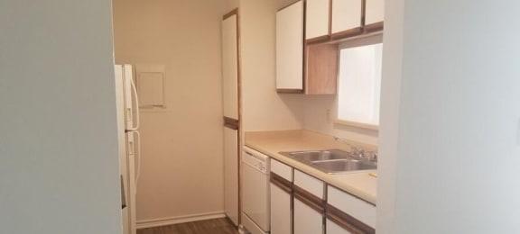 storage in kitchen at Valley Ridge Apartment Homes in Lewisville, TX