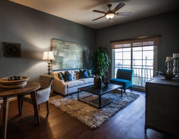 Living Room l Legado De Ravel l Sacramento Ca Apartments