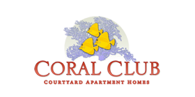 Coral Club Apartments logo