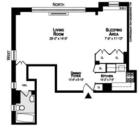 Floor Plan Upper B, opens a dialog