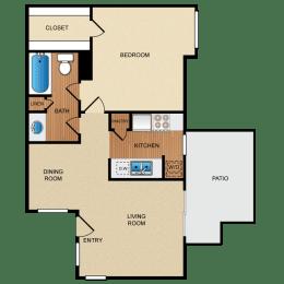 A3 floor plan, opens a dialog