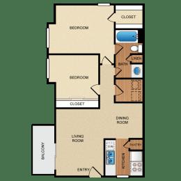 B1 Floor plan, opens a dialog