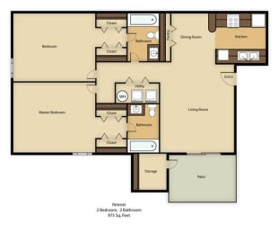 Floor Plan Retreat, opens a dialog