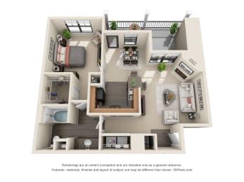 Floor Plan Yarrow, opens a dialog