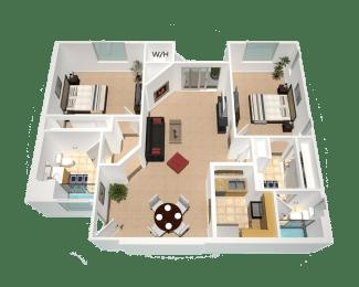 Floor Plan San Diego, opens a dialog