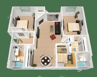 Floor Plan Carmel, opens a dialog