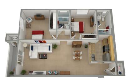 SYLMAR ASTORIA MOUNTAIN VIEW Rental Apartments 91342