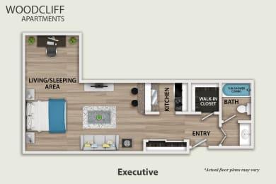 Floor Plan Executive, opens a dialog