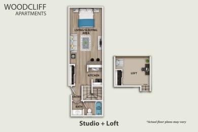 Floor Plan Studio + Loft, opens a dialog