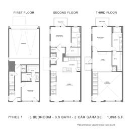Floor Plan 7THCGG2.1, opens a dialog