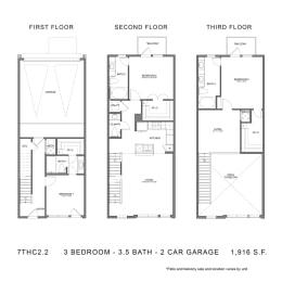 Floor Plan 7THCGG2.2, opens a dialog