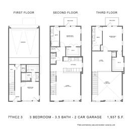 Floor Plan 7THCGG2.3, opens a dialog