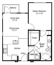Floor Plan 5A3, opens a dialog