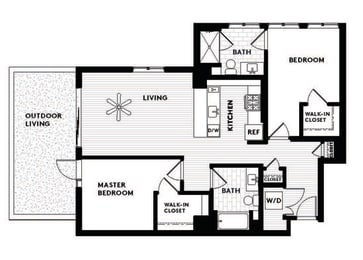 Floor Plan C10, opens a dialog