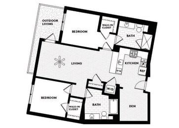 Floor Plan C2, opens a dialog
