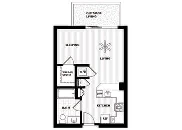 Floor Plan E1, opens a dialog